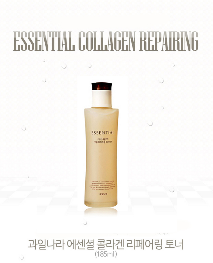new-fruit-country-essential-collagen-repairing-toner-185ml-korean-cosmetics-dec
