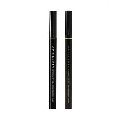 AprilSkin Eye Doll Brush Pen Liner #Brown