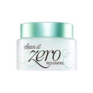 Banila co Clean It Zero Cleansing Cream - Resveratrol 100ml
