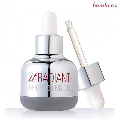 Banila co It Radiant Brightening Skin Care (6. Oil 30ml)