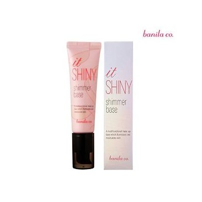 Banila co It Shiny Shimmer Base (Make up Base, Moisturizes Skin) 30ml