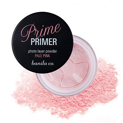 Banila co Prime Primer Photo Layer Powder (Pale Pink) 12g