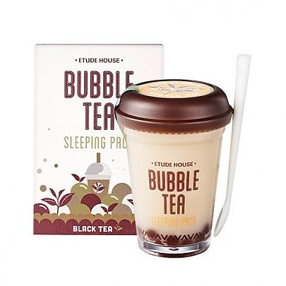 Etude houseBubble Tea Sleeping Pack Black Tea 100g