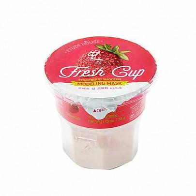 Etude house Fresh cup modeling mask strawberry smoothie