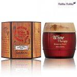 Holika Holika Wine Therapy Sleeping Mask #Red wine 120ml 1