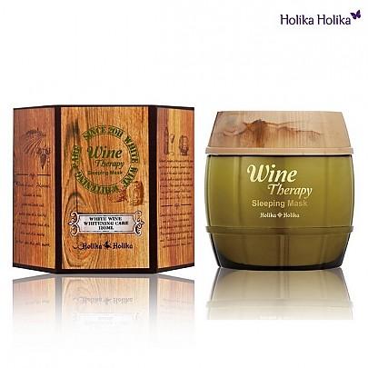 Holika Holika Wine Therapy Sleeping Mask #White wine 120ml