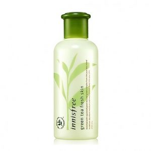 Innisfree Greentea Fresh Skin 200ml