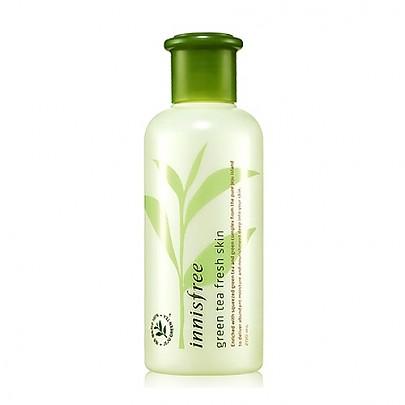 Innisfree Greentea Fresh Skin 200ml