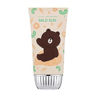Missha Line friends All around Safe Block Mild Sun