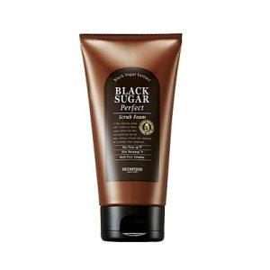 Skinfood Black Sugar Perfect Scrub Foam 180g