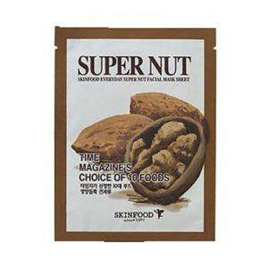 Skinfood Everyday Beauty Super Nut Facial Mask Sheet
