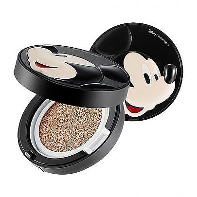 The face shop Disney BB Power perfection cushion Micky (V203 Natural Beige)