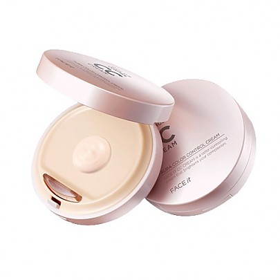 The face shop Face it Aura CC Cream #01SPF30/PA++ 20g