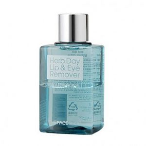 The face shop Herb day lip&eye remover waterproof 130ml