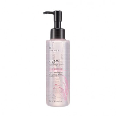 The face shop Rice Water Bright Cleansing Light Oil (150ml)