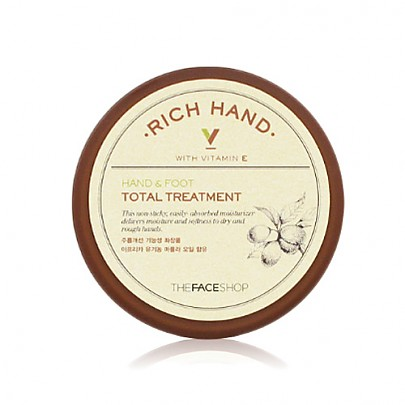 The face shop Rich Hand V Hand & Foot Total Treatment