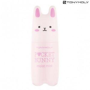 Tonymoly Pocket Bunny Mist 60mL Moist Mist - Old Packaging
