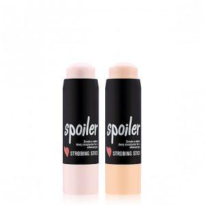 Tonymoly Spoiler Strobing Stick #01 Pink Glow