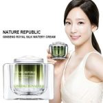 Nature Republic Ginseng Royal Silk Watery Cream-6