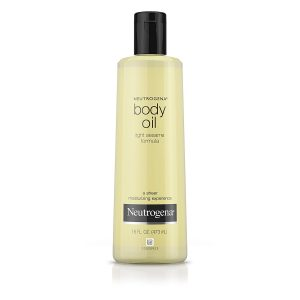 Neutrogena Body Oil Light Sesame Formula 250ml