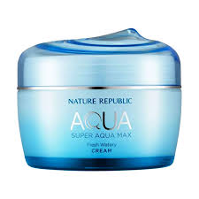 [NATURE REPUBLIC] Super Aqua Max Fresh Watery Cream