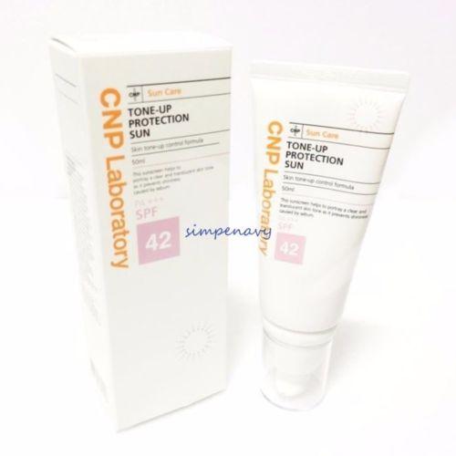 [CNP Laboratory] Tone Up Protection Sun (SPF42/PA+++) 50ml Sun Care