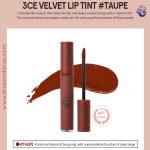 3CE_Velvet_Lip_Tint-_Taupe_shopandshop_4
