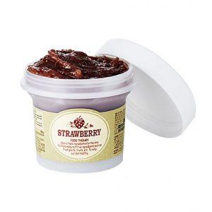 [Skinfood] Black Sugar Strawberry Mask Wash off 100g