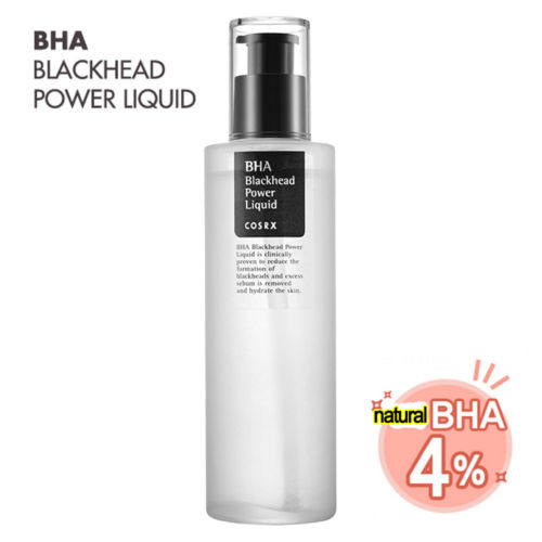 shopandshop [COSRX] BHA Blackhead Power Liquid 100ml BHA Blackhead power Moisturizer