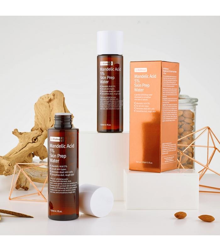 Whishtrend Mandelic Acid 5% Skin Prep Water 120ml