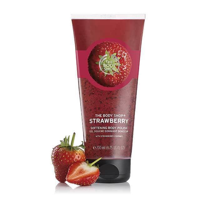 The Body Shop Strawberry Body Polish from shopandshop - 200ml