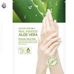 Nature_Republic_Foot_Nature_Aloe_Peeling_hand_Mask_1