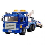 02Daesung ToysMAX POLICE WRECKER car toy, emergency vehicle toy (2)