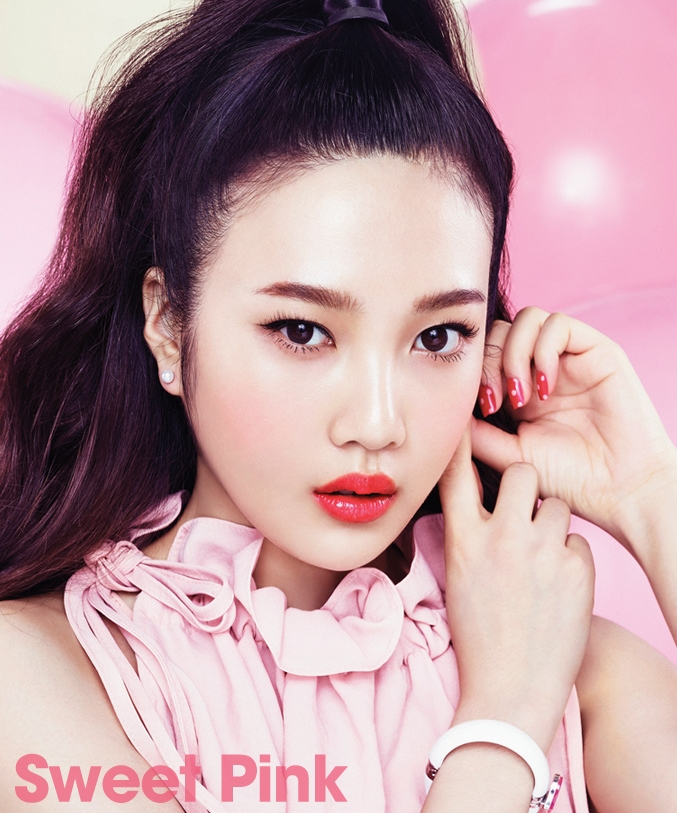 [Etude house] Dear My Enamel Lips-talk #PK005 Brazen Pink 3.5g